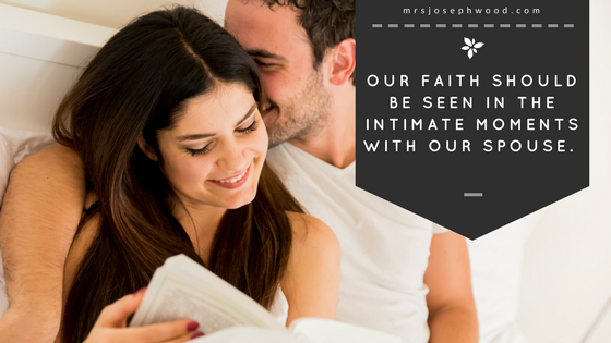 Intimacy in the Christian Marriage Part 1