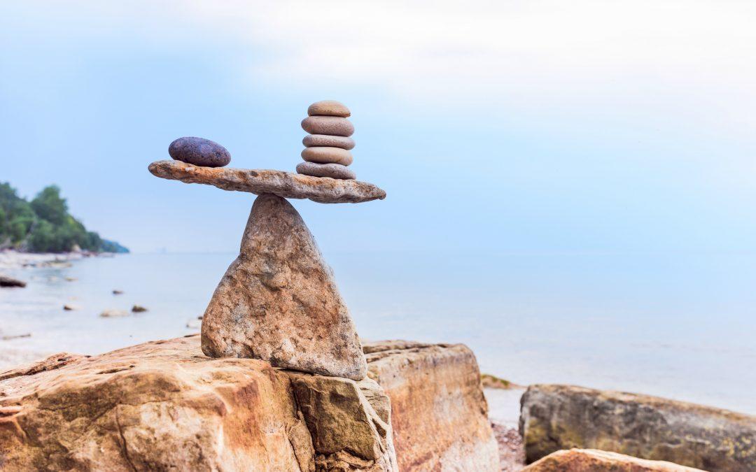 Balance In An Unbalanced World